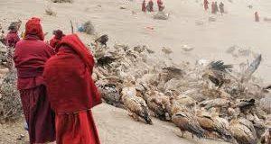 Тибетские похороны на заказ