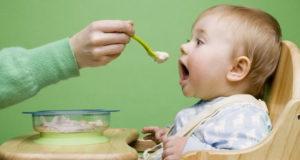 Когда можно начинать кормить ребенка творогом?