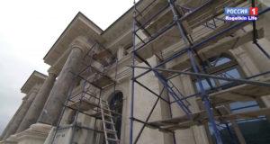 """Строители рассказали, что """"дворец"""" в Геленджике будет гостиницей"""