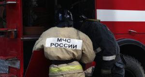 Очевидцы сообщили об обрушении в торговом центре в подмосковном Щелково