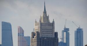 В МИД рассказали о встрече Михаила Швыдкого с немецким политиком