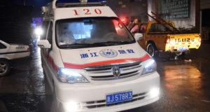Не менее 11 человек погибли в ДТП с грузовиком и автобусом в Китае