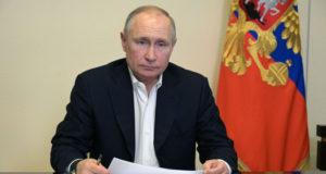 Путин в четверг проведет международный телефонный разговор