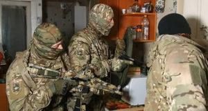 ФСБ ликвидировала вооруженного боевика под Симферополем