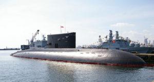 Моряки пожаловались на плохое состояние единственной субмарины ВМС Польши