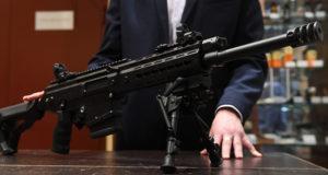 В Госдуму внесли законопроект об усилении контроля за оборотом оружия