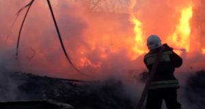 В правительстве указали на сложную ситуацию с природными пожарами в РФ