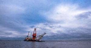 В водах ФРГ продолжилась укладка «Северного потока – 2»