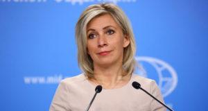 Захарова назвала слова посла Украины о ядерном статусе попыткой шантажа