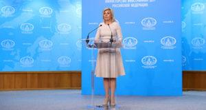 Захарова рассказала о санкционном давлении на Россию со стороны Запада
