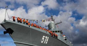 Балтфлот усилят двумя ракетными кораблями