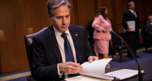 Блинкен прокомментировал возможность вступления Украины в НАТО