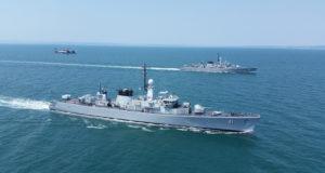 Черноморский флот заявил о контроле действий кораблей НАТО на учениях Sea Breeze