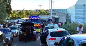 Один человек убит и один ранен во время футбольного матча в Марселе
