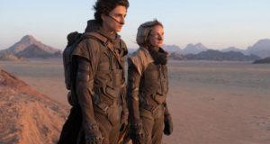 Премьеру фильма «Дюна» отложили на три недели