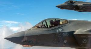 Швейцария купит у США 36 истребителей F-35A