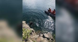 Трое подростков утонули в Онежском озере в Карелии