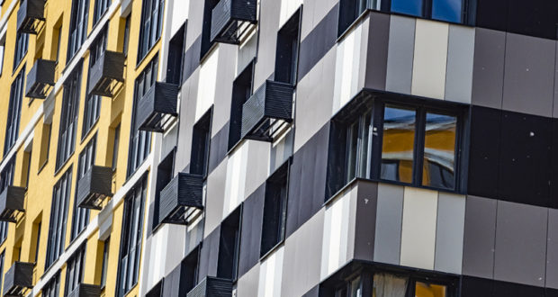 В 2020 году индекс роста цен на первичное жилье составил 12%