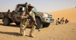 В Чаде задержали группу российских туристов