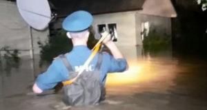 Около 300 домов подтоплены из-за непогоды в Краснодарском крае