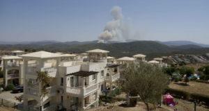 В Бодруме эвакуировали постояльцев трех пятизвездочных отелей