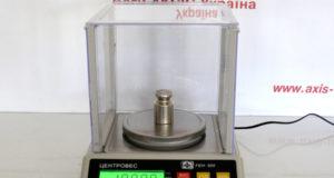 Особенности лабораторных весов