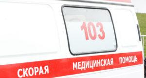 Пациент скорой помощи погиб в ДТП в Астраханской области