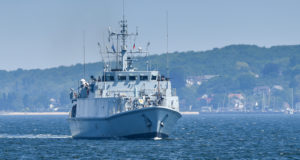 Великобритания передаст Украине два списанных противоминных корабля