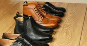 Особенности выбора комфортной мужской обуви