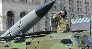 Украина заявила о вероятности в будущем нацелить ракеты на Москву